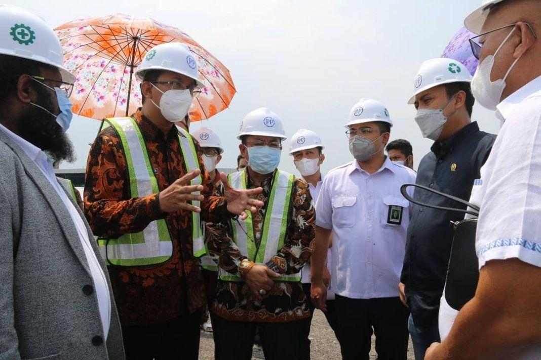 Gus Muhdlor ; Sistem Sanitary Landfill TPA Jabon dinilai mampu kurangi Pencemaran Sampah   Ko…