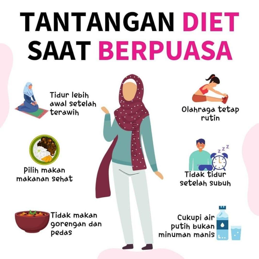 Info sehat, Pas sekali ramadhan ialah saat tepat utk kita dapat lebih sehat serta bugar.  itu ialah pand…