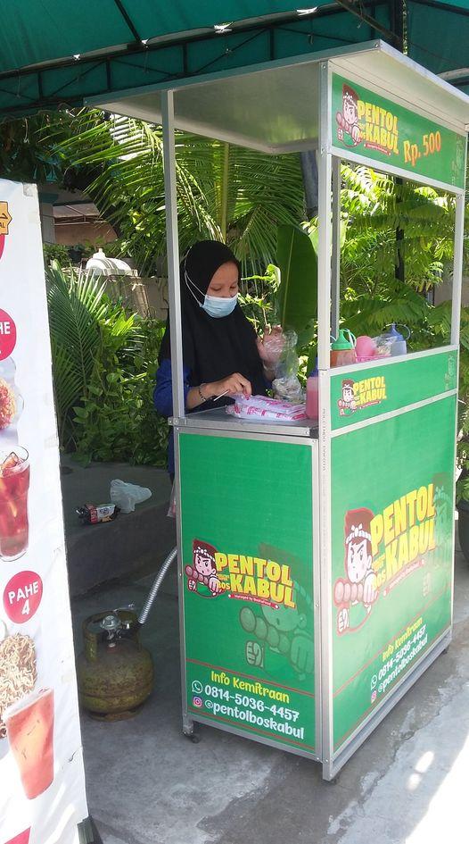Lowongan Butuh 1 tenaga untuk jaga both pentol area Surabaya