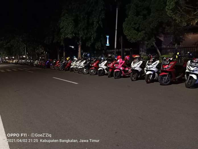 Open recruitment member Honda Pcx Riders Community CHAPTER SIDOARJO