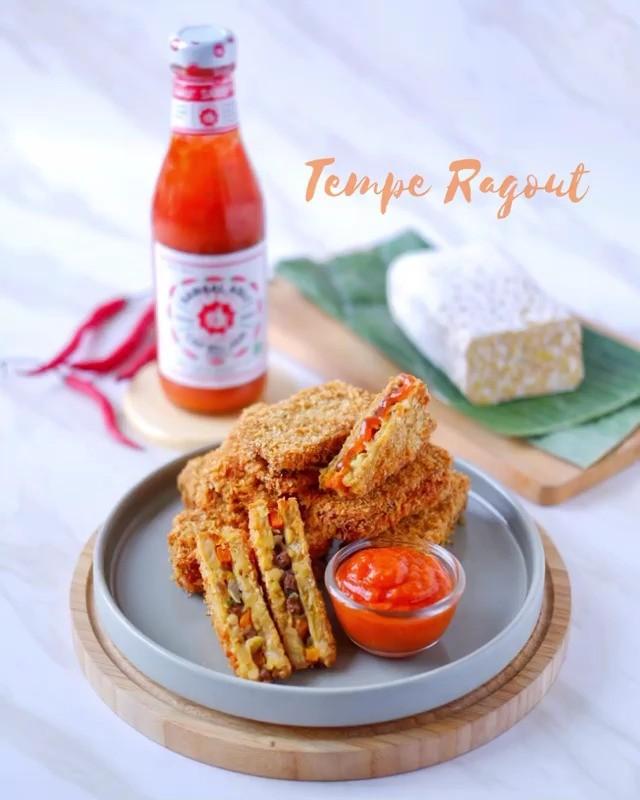 Info kuliner, Tempe Rougut Unik banget nih, cobain yu bund  Bahan : – 1 bh tempe – 150gr daging sapi – 75gr w…