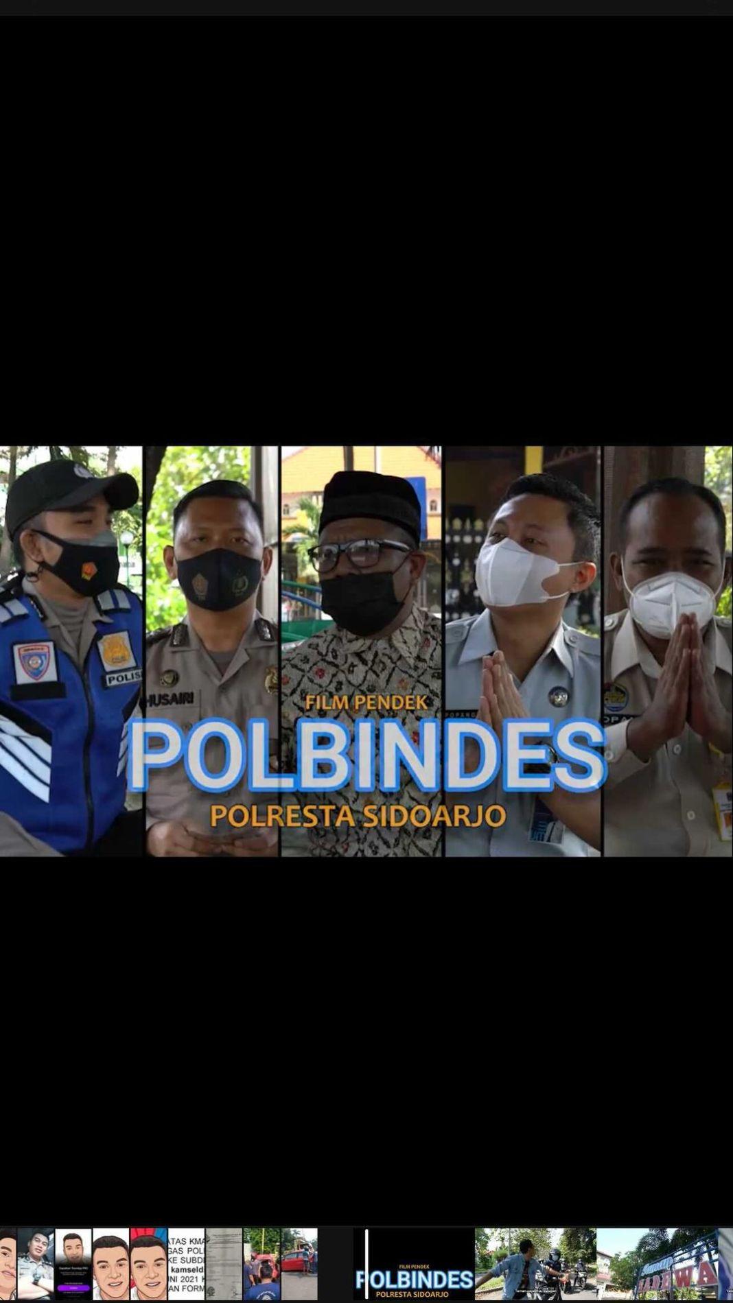 Polbindes cegah balap liar serta knalpot brong  Sidoarjo- Dalam kepemimpinan Kasat Lantas Polrest…