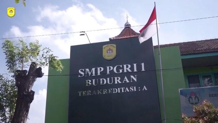 "SMP PGRI 1 BUDURAN – Sidoarjo Terakreditasi ""A""  Jalan Siwalanpanji No. 03 Buduran, Sidoarjo, J…"
