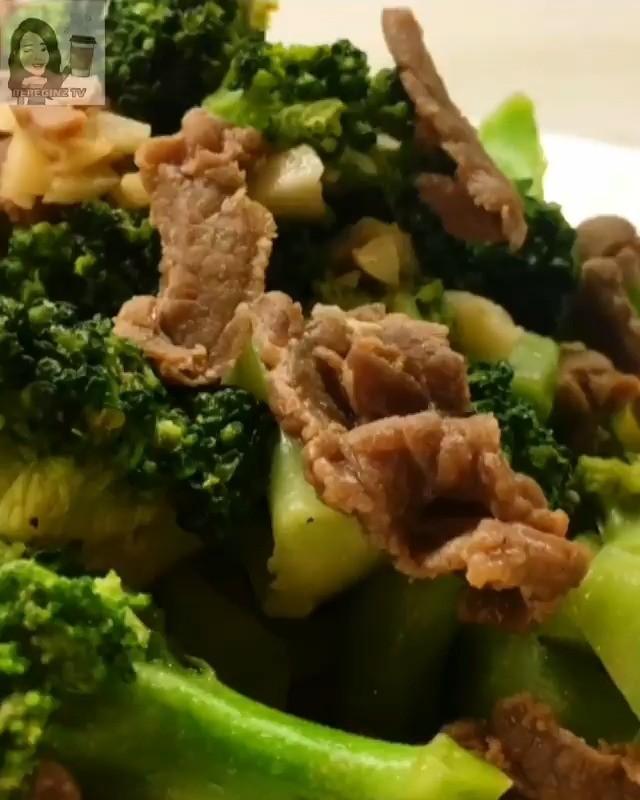 Info kuliner,  BROKOLI CAH SAPI  – Hello! Kali ini ada resep ala chinese food yang dapat dibuat di rumah loh! …