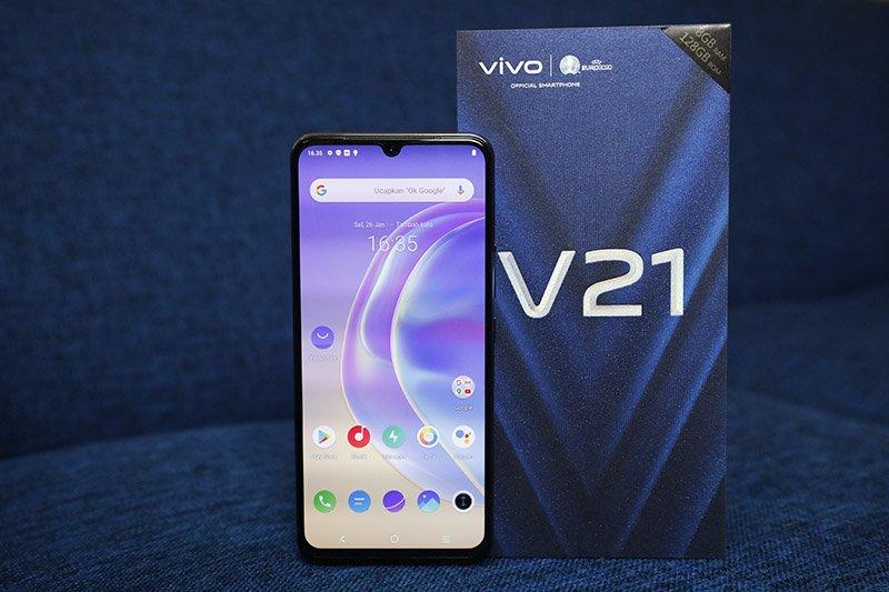 Vivo V21 4G 13