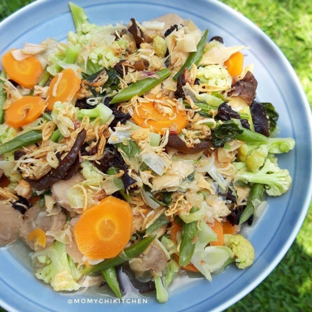 Info kuliner, sehat2 selalu yaa untuk kita semua, selalu konsumsi makanan sehat kayak buah serta sayur . . Capca…