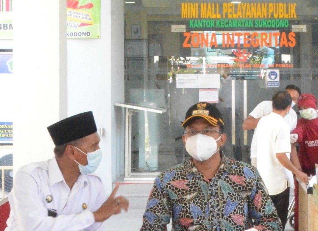 Capaian Vaksin Kecamatan Sukodono sudah 40 Persen  KOMINFO, Sidoarjo – Pemkab Sidoarjo gencar m…