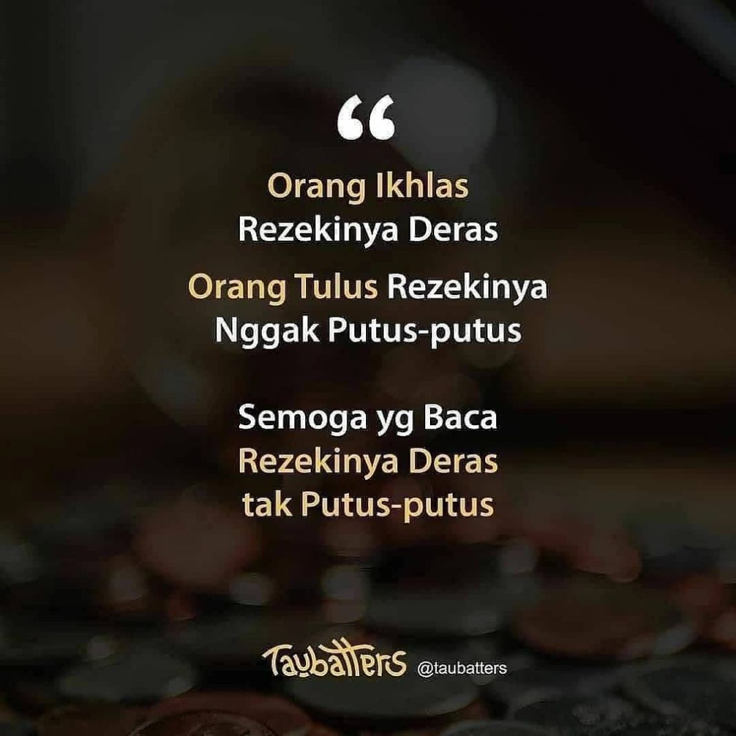 Info sehat, • • • • • • Aamiin Ya Allah..  repost @taubatters  . #rejeki #semangatpagi #semangathidup …