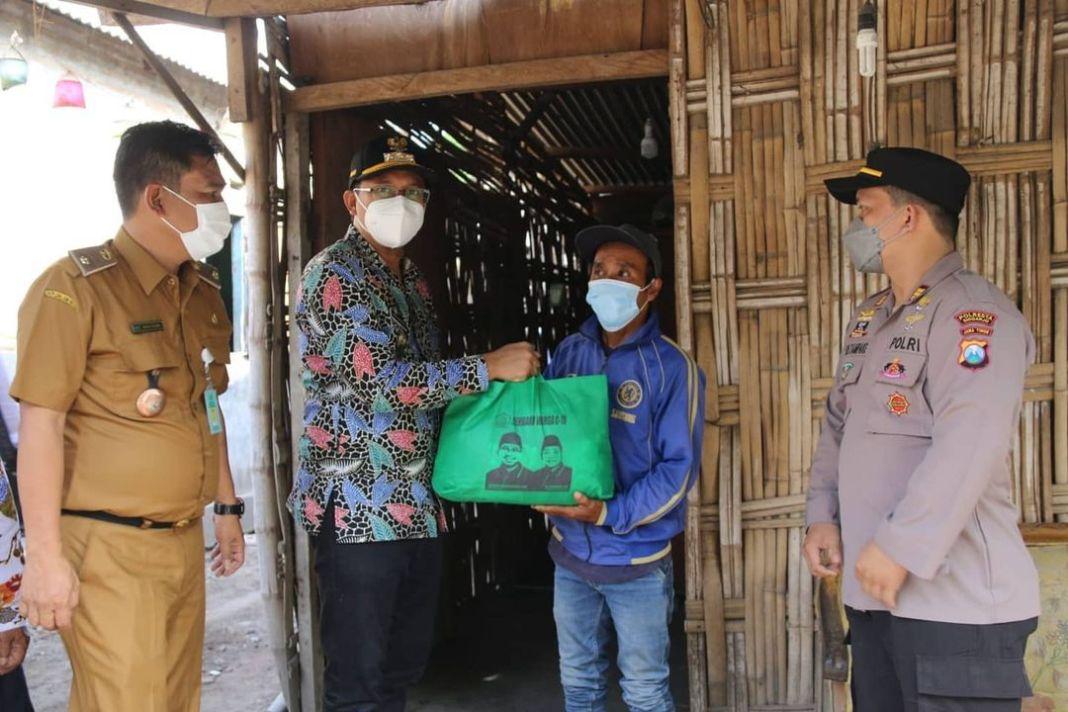 Bupati Gus Muhdlor Tambah Lagi 100 Ribu Paket Sembako  Sidoarjo, Kominfo – Bantuan Sosial (…