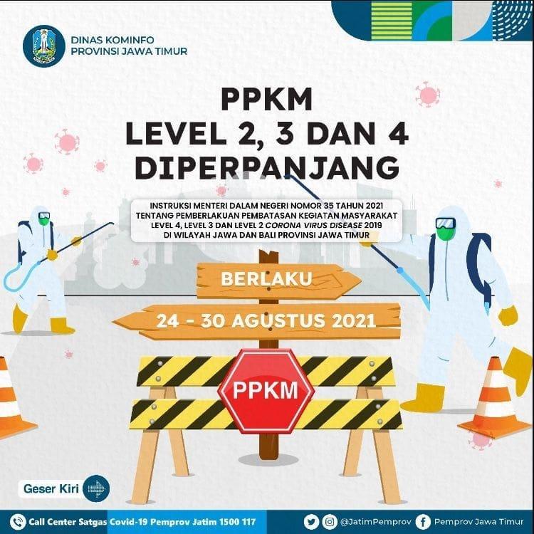 Presiden Jokowi mengumumkan pemberlakuan pembatasan kegiatan masyarakat atau PPKM level 4, 3, d…