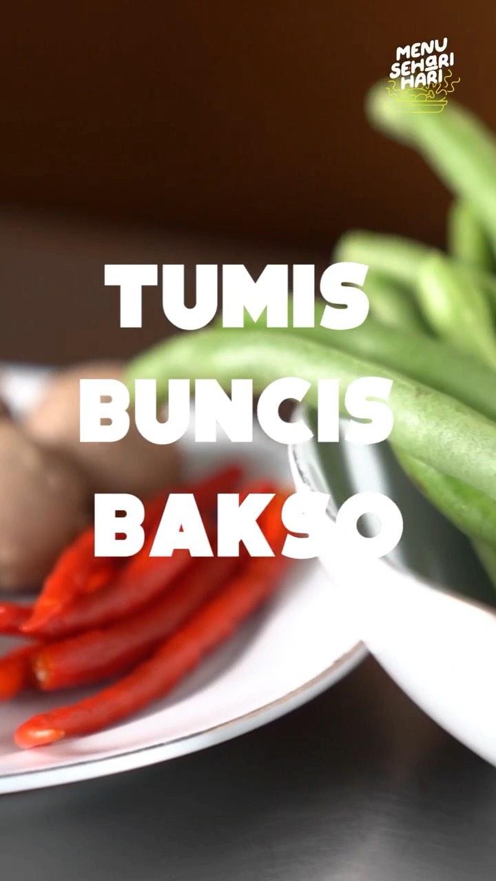 Info kuliner, Tumis Buncis Bakso  Hi Moms Hari ini masak sayur apa nih?? kita masak tumis buncis bakso yuk mo…