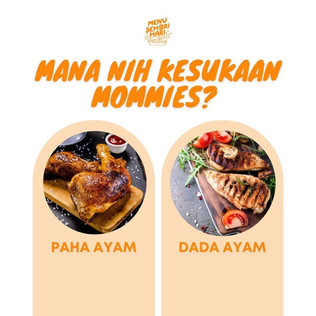 Info kuliner, Momies tim ayam dengan daging lembut berlemak atau daging yang berserat niiih?   Sumber :   #pi…