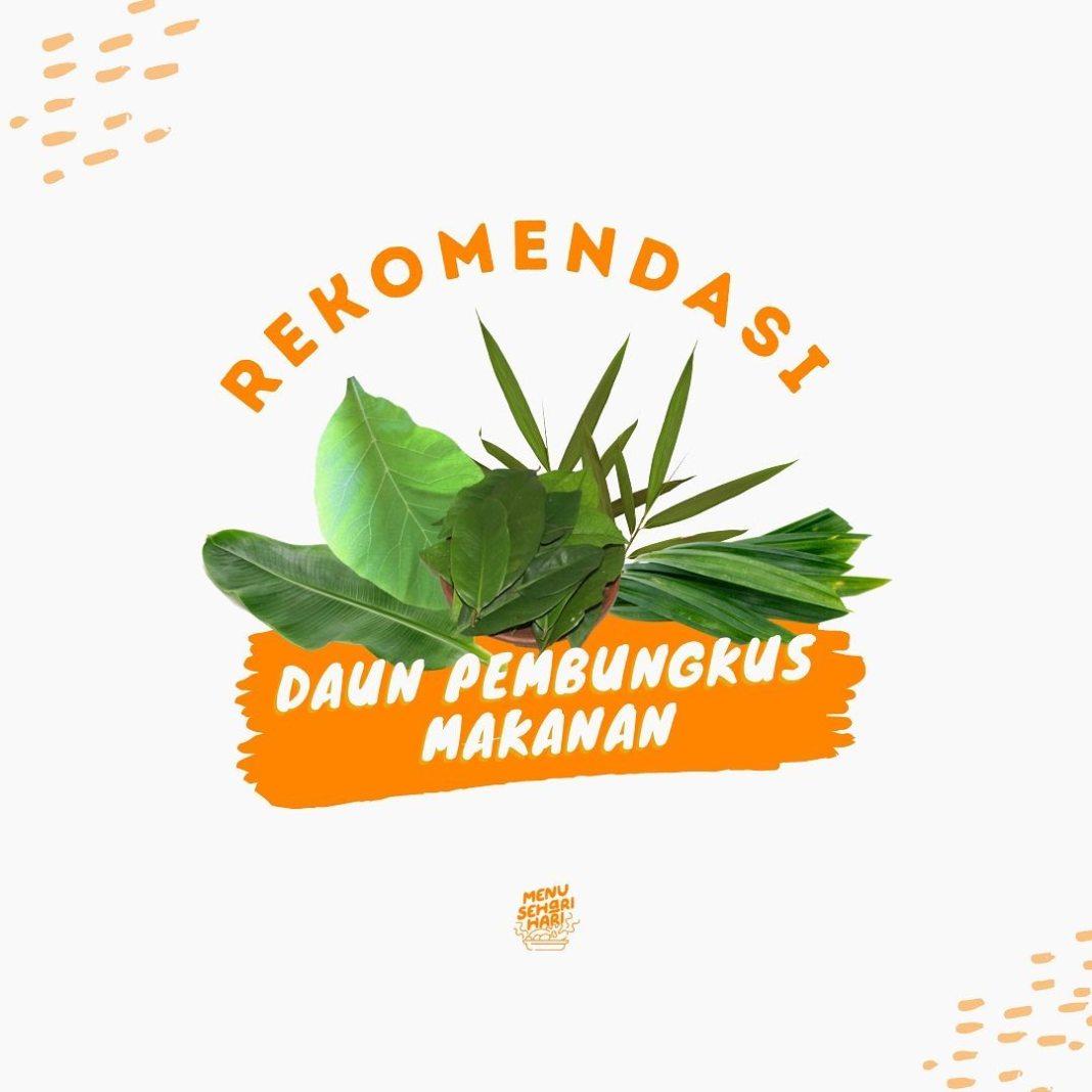 Info kuliner, Kalo makanan dikemas pakai daun tuh rasanya tambah nikmat gimana gitu ya moms  #saranmommies #l…