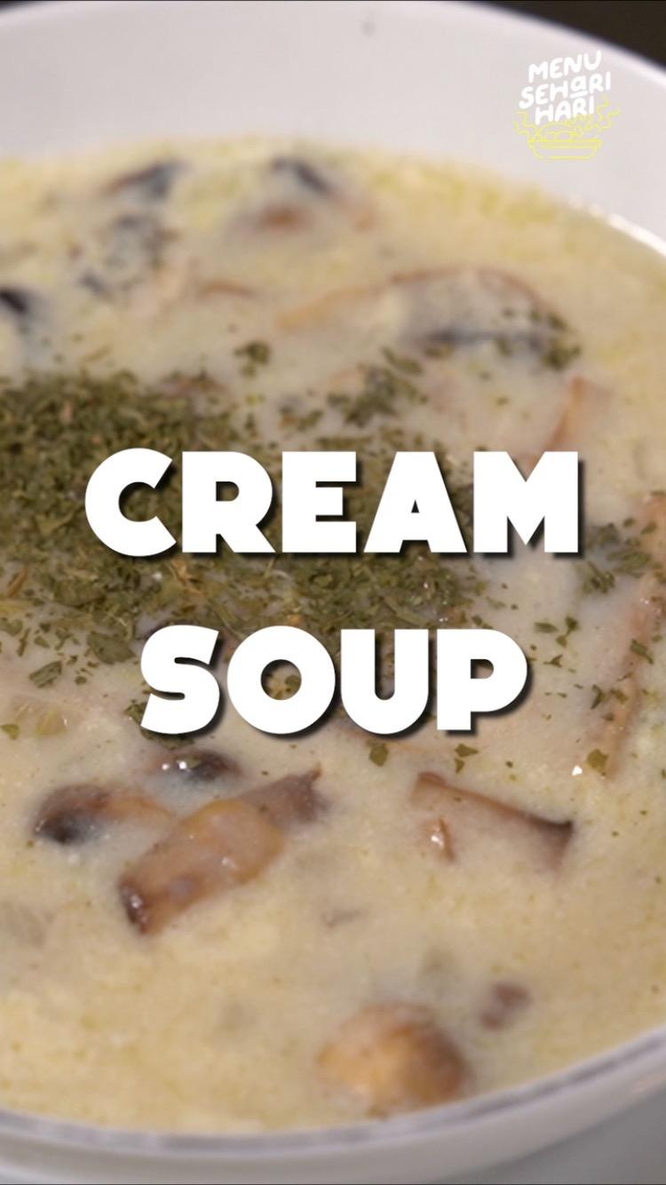 Info kuliner, Hi Moms Kita untuk cream soup instan jadi makin enak yuk.  Cocok untuk sarapan atau menu makan s…