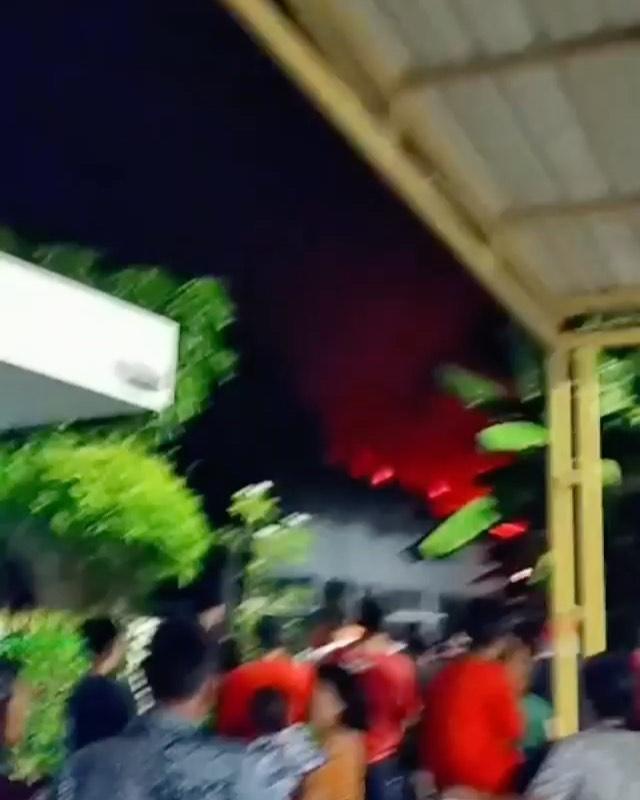 Terjadi kebakaran pabrik rokok di balongdowo, candi – Sidoarjo. Kejadian kebakaran sekitar jam …