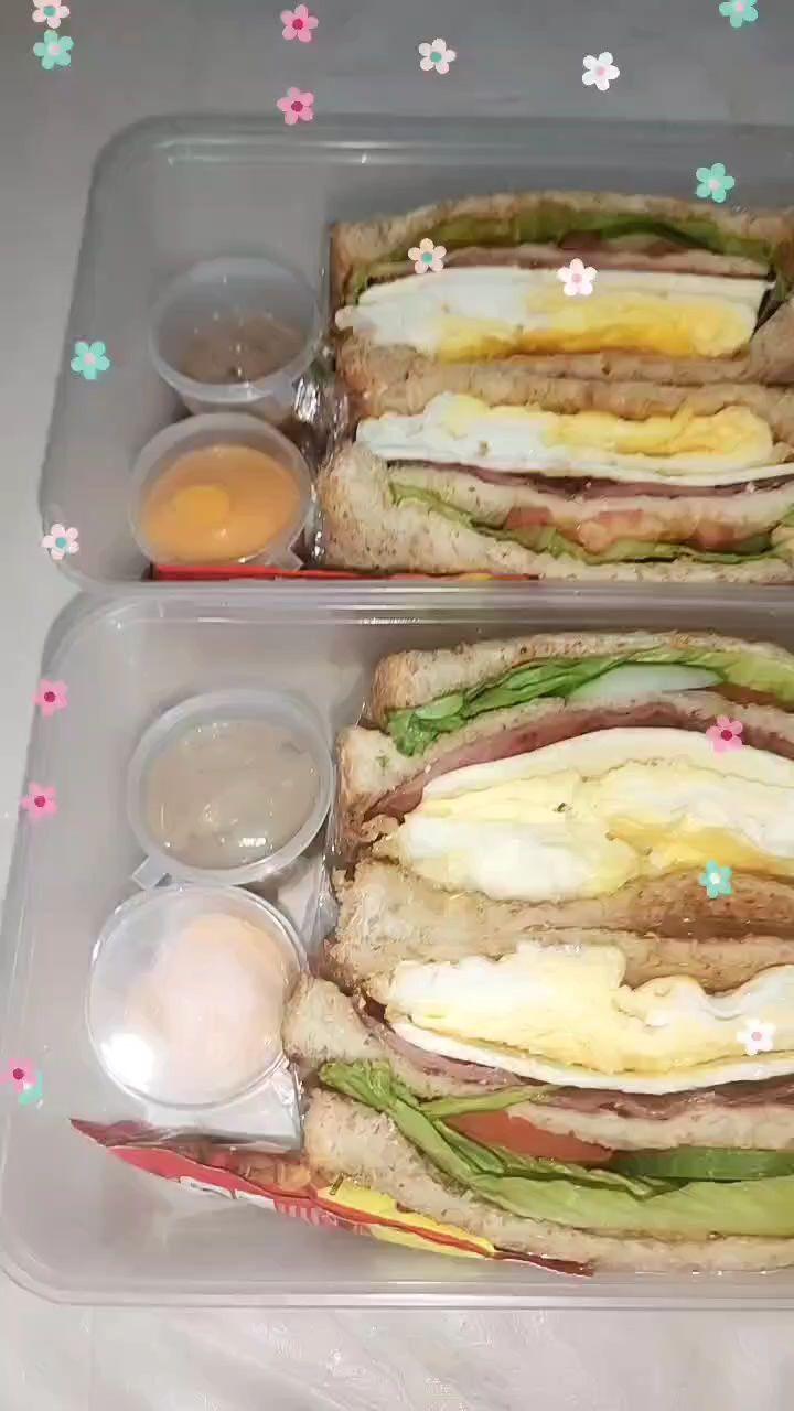Sandwich box…