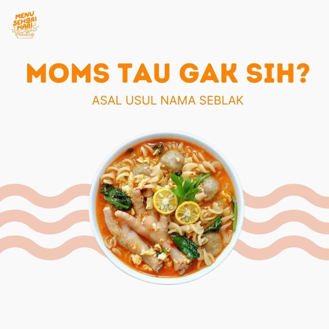Info kuliner, Siapa mommies disini yang selalu ngidam seblak kalau lagi hujan hujannn?   Kade nya moms ulah k…