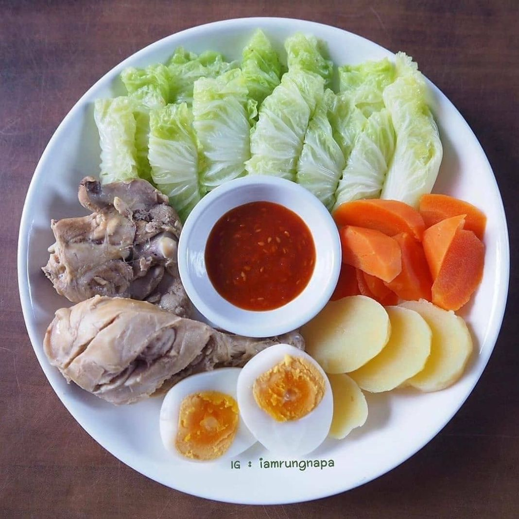 Info sehat, YUK LAH KITA NGILER BARENG….   Percayalah, liat makanan sehat serta segar aja gak dapat bikin…