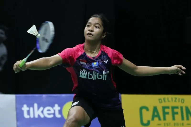 Piala Uber: Ester Nurumi Kalah, Indonesia Atasi Jerman 4-1