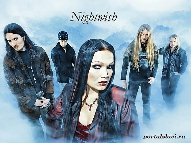 Группа-Nightwish-Творчество-и-биография-Найтвиш-4