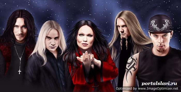 Группа-Nightwish-Творчество-и-биография-Найтвиш-6