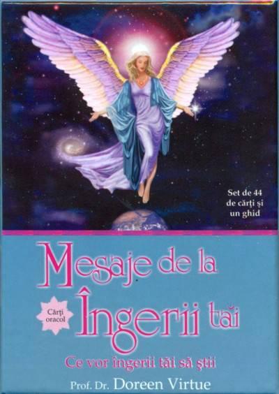 Doreen Virtue - Mesaje de la ingerii tai