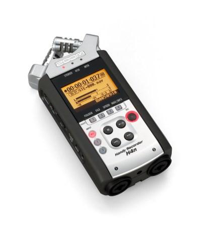 TEST - Zoom H4n - 4-kanałowy cyfrowy rejestrator dźwięku z wbudowanymi mikrofonami XY i 2 preampami mikrofonowo-liniowymi