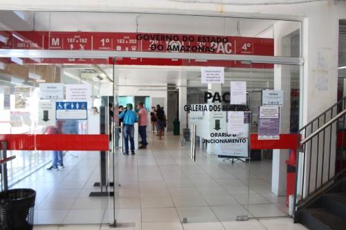 PAC Educandos passará por reforma e atendimentos serão direcionados para unidade da Galeria dos Remédios