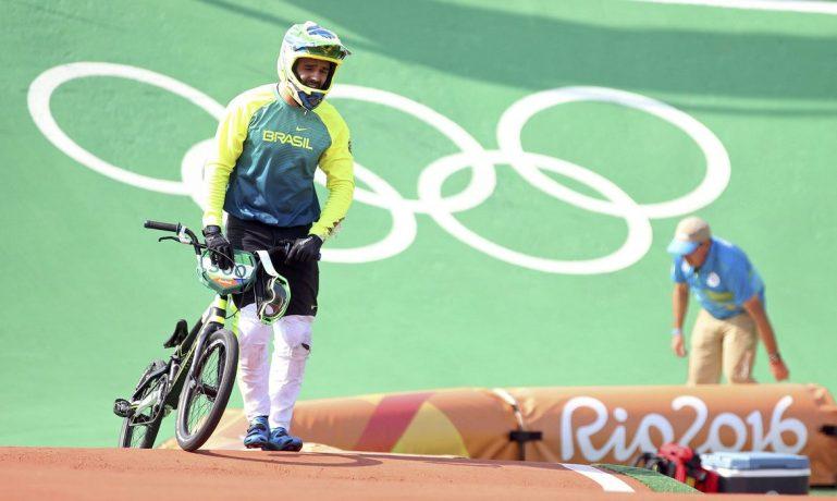 Olimpíada: confirmada classificação de dupla de ciclistas no BMX