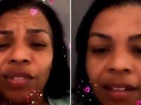 Mãe de MC Kevin nega briga com viúva do filho: 'Não tem mágoa'