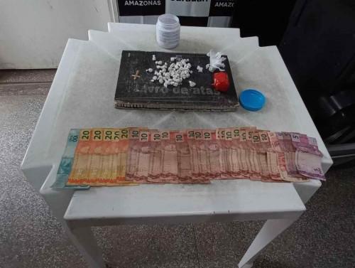 Quatro são detidos em 24 horas por tráfico de drogas, no município de Carauari