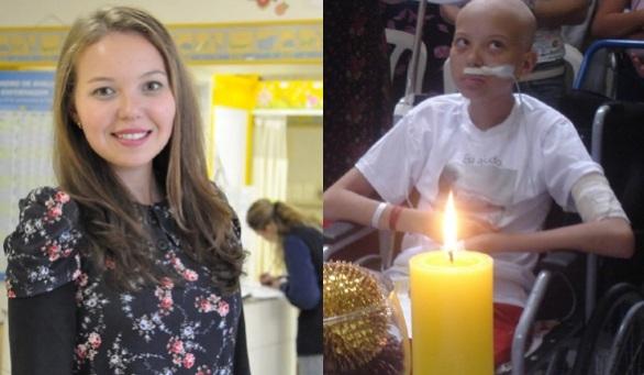 Paraná: Curitibana que venceu leucemia vira enfermeira no hospital em que fez tratamento