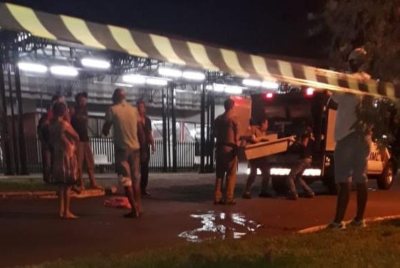 Vigilante é assassinado na rodoviária de Andirá