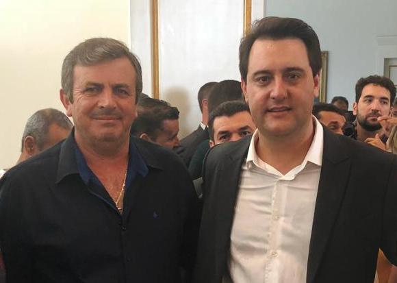 Governador participa da posse da nova diretoria da Amunorpi