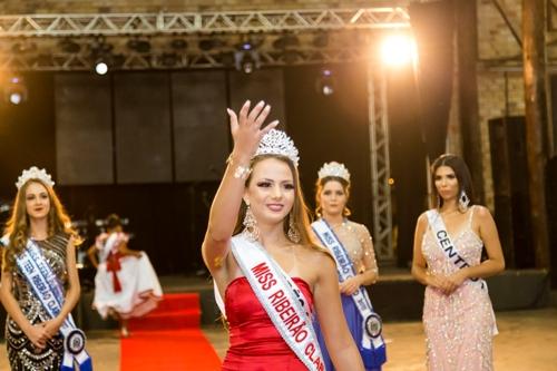 Maria Eduarda Corrêa é eleita Miss Ribeirão Claro Be Emotion 2019