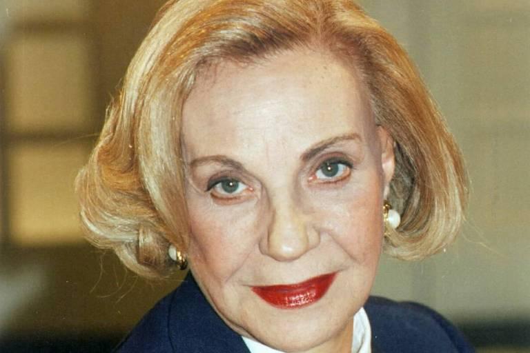 Morre, aos 88 anos, a atriz e dubladora Márcia Real