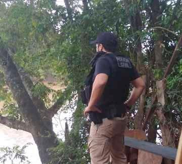 Pescadores encontram corpo de Jacarezinhense boiando no Rios das Cinzas entre Bandeirantes e Andirá