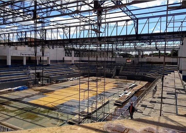 Jacarezinho: Prefeitura projeta Ginásio de Esportes pronto em quatro meses