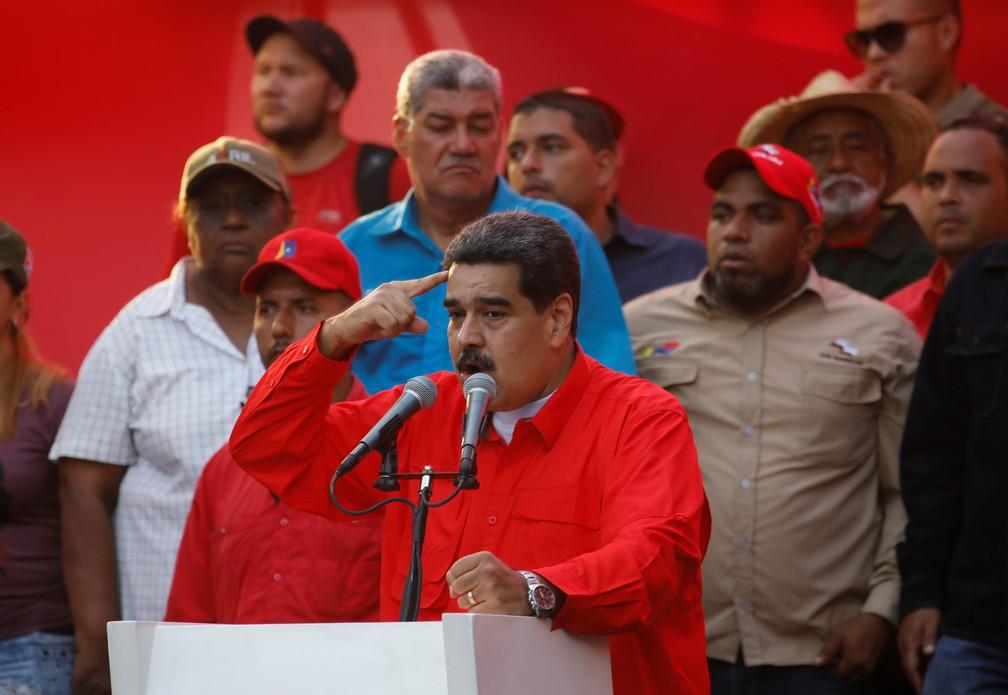 Chanceler diz que Venezuela está pronta em caso de ataque dos EUA