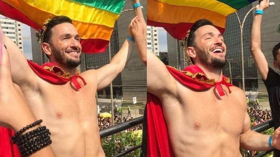 Após assumir homossexualidade, Hypolito revela tentativa de suicídio