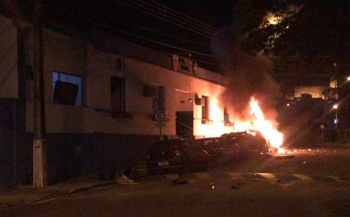Após 12 horas, rebelião termina em Ibaiti