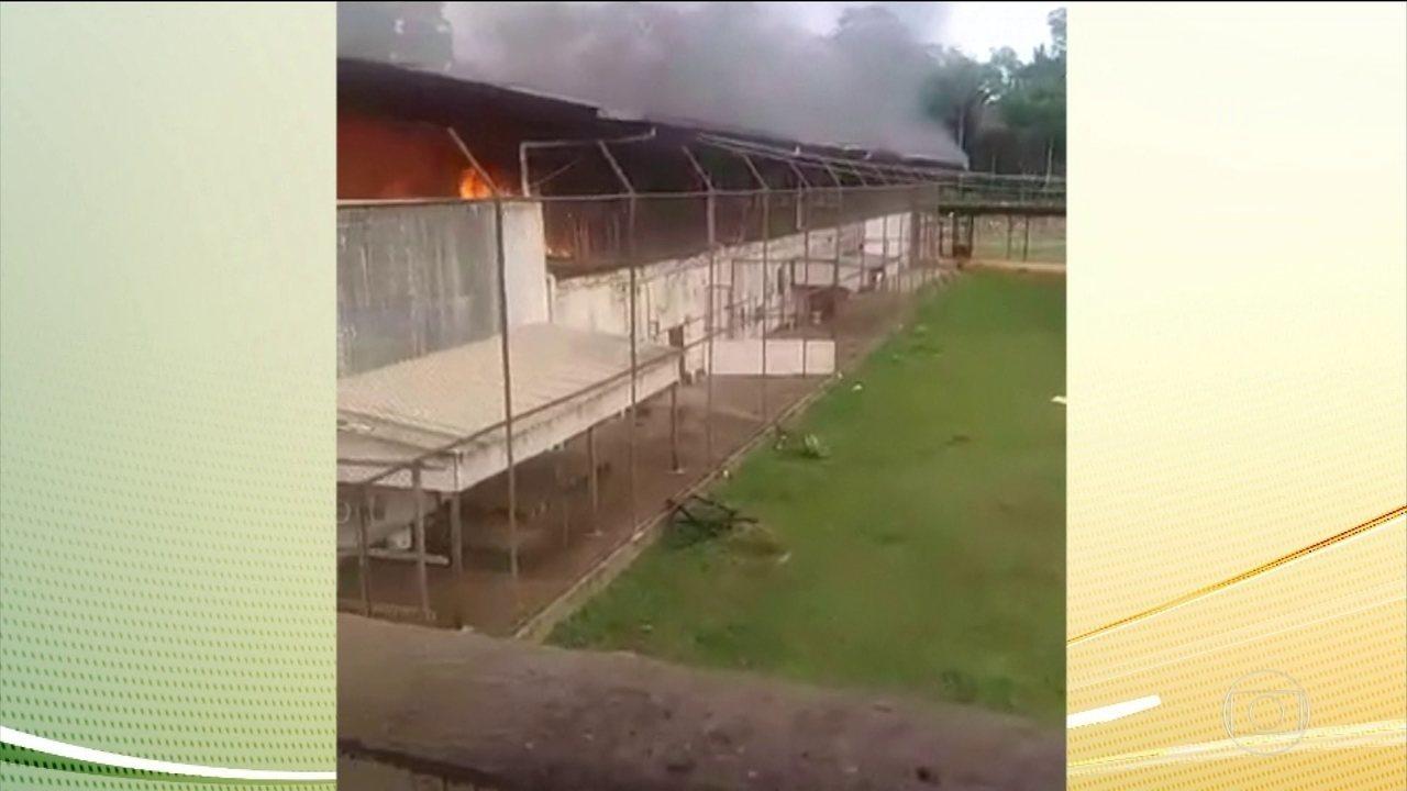 Rebelião em presídio no Pará deixa ao menos 52 detentos mortos
