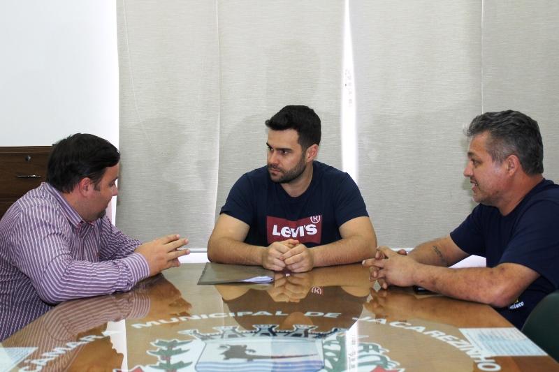 """Jacarezinho: """"Não iremos fechar o escritório da CPFL"""", explica Cochi"""