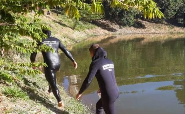 Assaltante perseguido por população morre ao mergulhar em barragem