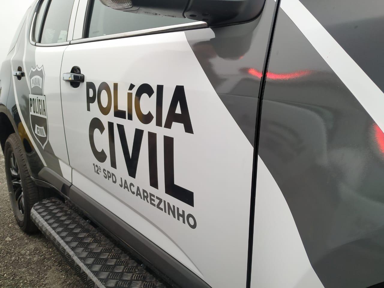 Nova viatura para a Polícia Civil de Jacarezinho