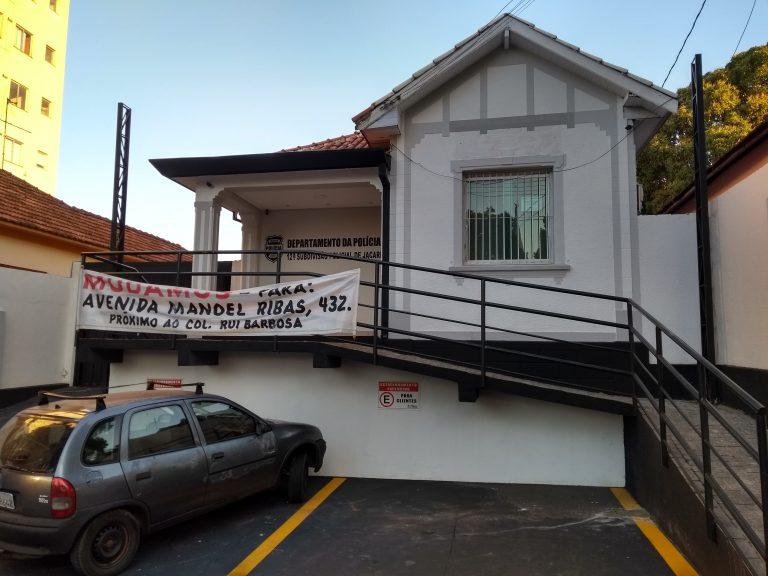 Delegacia de Jacarezinho vai mudar de endereço
