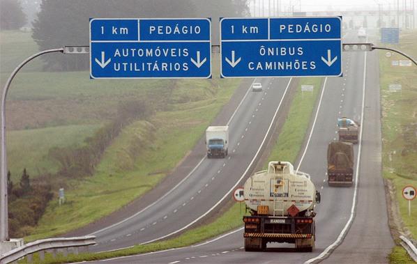 Paraná terá novos pedágios em mais seis rodovias
