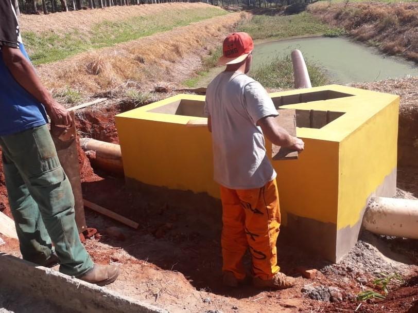 Ribeirão Claro: Investimento tornará possível o uso total da Estação de Tratamento de Esgoto