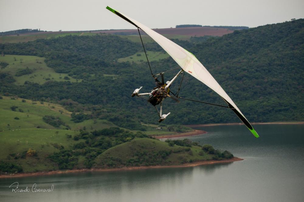Amantes do voo se encontram em Ribeirão Claro