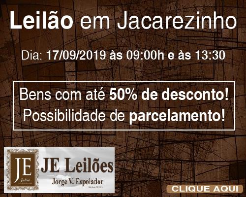 """Amanhã super Leilão em Jacarezinho PR """"Confiram click aqui"""""""